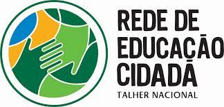 Logo rede de educação cidadã