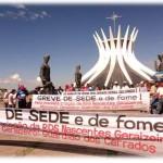 Em junho, a greve de fome e sede em Brasília. Hoje, a vitória dos geraizeiros e do povo do cerrado