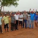 1a hora no Assentamento Dom Luciano Mendes, em Salto da Divisa, dia 22 10 2014
